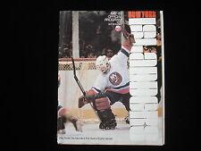 1982-83 New York Islanders Official Program EX