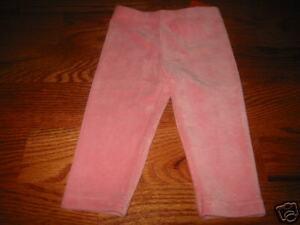 Gentle Gg735 Nwt 6-12 Gymboree La Belle Epoque Velour Leggings Buy One Get One Free Girls' Clothing (newborn-5t)
