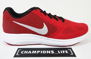 Nike hombre Universidad Revolution 3 819300-601 - Universidad hombre Rojo - reducción de precios 09135d