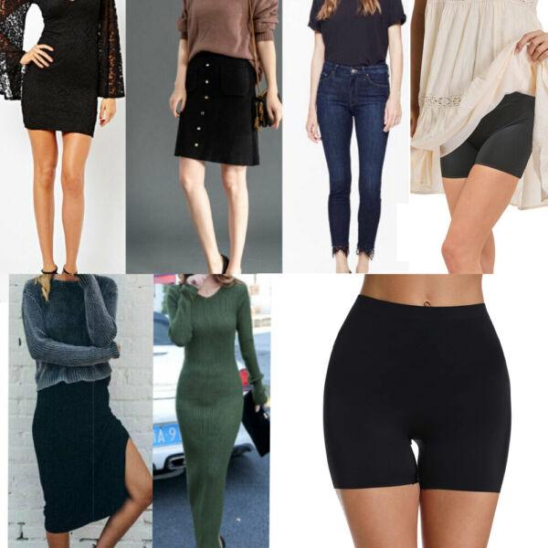 Nahtlose Slip Miederhose Damen Slim Shorts Shapewear Taillenformer Unterhosen DE