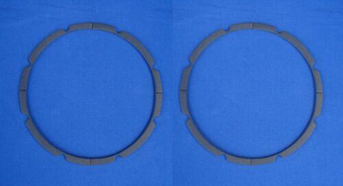 "10/"" Speaker Gasket Set High Quality 10 inch Chip Gaskets"