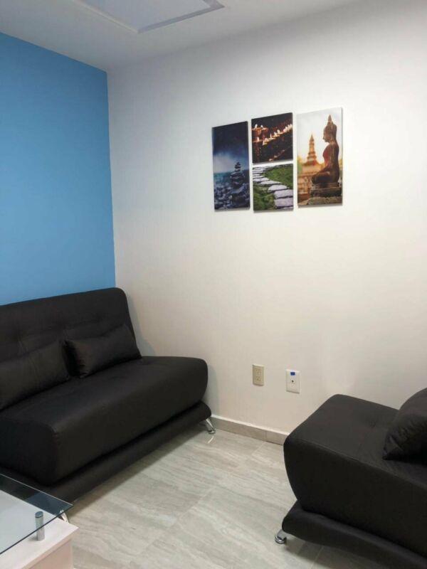 918 Disponible Oficina en Renta en Santa Fe Todos los Servicios INCLUIDOS Desde 3999 MXN