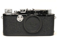 Leica I 1930 Schwarz / Black / Noir