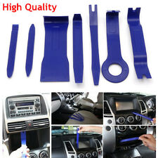 7pcs Car Dash Moulding Trim Audio GPS Door Clip Panel Open Removal Tool  Radio