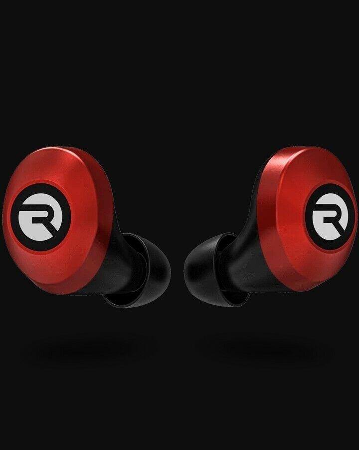 Raycon E25 True Wireless Earbuds Red For Sale Online Ebay