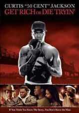 Get Rich or Die Tryin' 50 Cent (r/dvd) Paramount Drama Discs 1 Trailer Inside