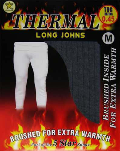 4 Mens THERMAL Long Johns Pants Trousers WINTER Ski Underwear S M L XL XXL