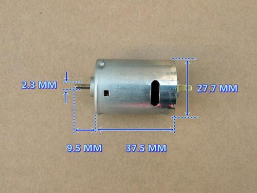 MABUCHI RS-380SH-4528 DC 5V 6V 7.4V 25200RPM High Speed Car Boat Toy Mini Motor