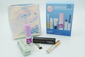 Ulta Beauty Summer Mini Travel Essentials 4-pc Sample Kit 🦋Value$31
