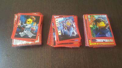 Blue Ocean Lego Ninjago-Movie-sammelsticker 125
