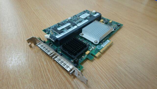 Dell TD977 Perc 4E DC PCI-E U320 Raid Controller