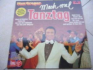 Mach mal Tanztag polydor 2475621 Max Greger - Deutschland - Mach mal Tanztag polydor 2475621 Max Greger - Deutschland