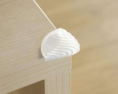 Pack de 4 BabyDan Coin coussins pour meubles /& baby Proofing