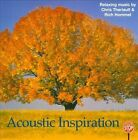 Acoustic Inspiration by Chris Theriault/Rich Hommel (CD, Disc Makers)