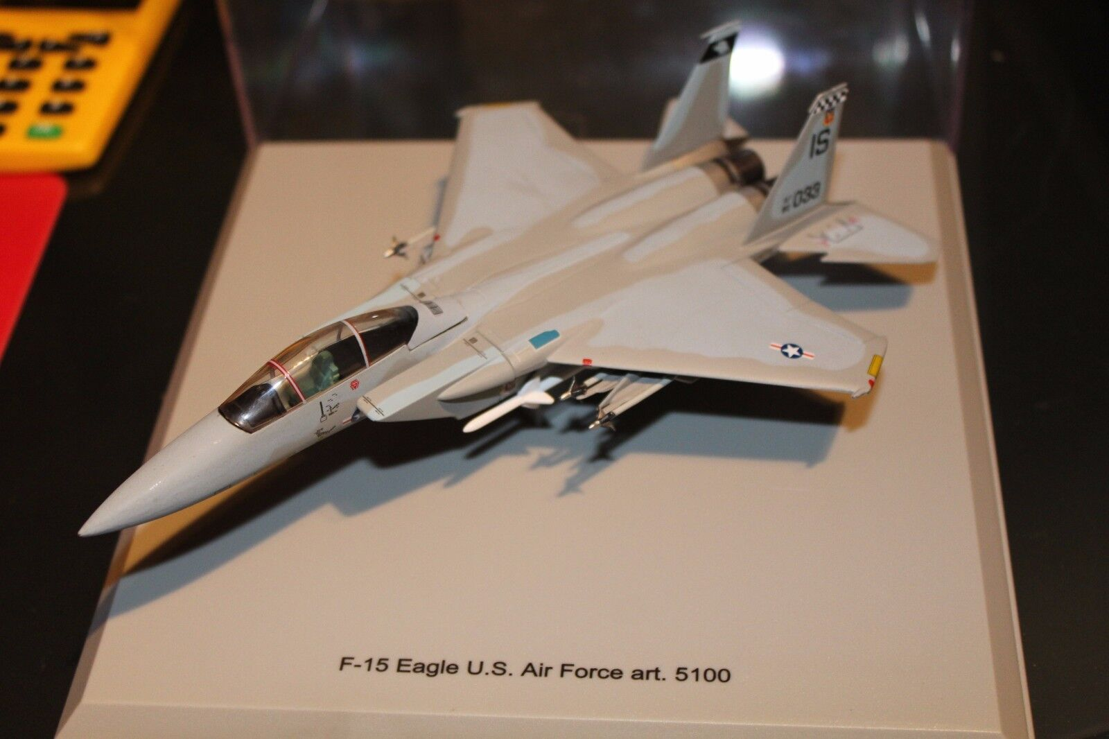 F-15 Eagle U.S.Air Force, Franklin Mint, 1 100, Art.5100
