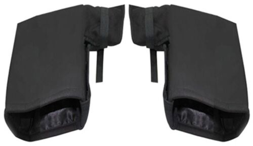 Cold Weather SPI Snowmobile ATV Handlebar Super Sized Mitts Waterproof Gauntlets