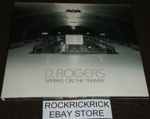1 of 1 - D. ROGERS - SPARKS ON THE TARMAC -14 TRACK CD- DIGIPAK (EXCELLENT CONDITION)
