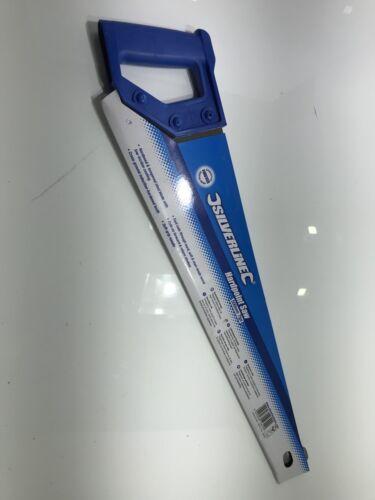 Silverline Hardpoint scie à bois 598450 500 mm 7tpi x2