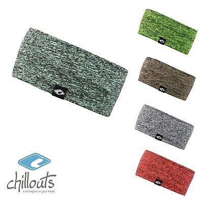 Chillouts Suzuka - Stirnband Headband - One Size Klar Und Unverwechselbar