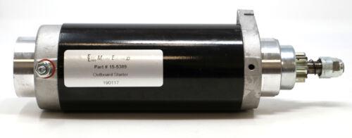 Mercury Starter 12V 8 Tooth 135 150 175 200 HP 105 HP Jet 5380 18-5608 18-5643