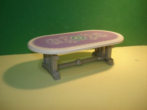 Condition New Playmobil 9485 Table Victorian of 5 1//8in x 2 13//16in