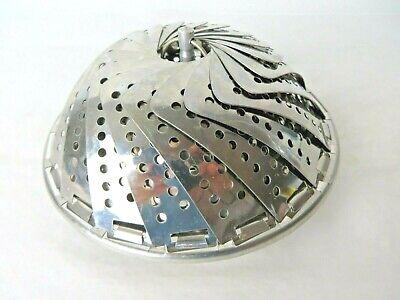 Metal Collapsible Egg Basket Collection of Eggs Steamer Boil Etsy/'s Vintage Kitchen