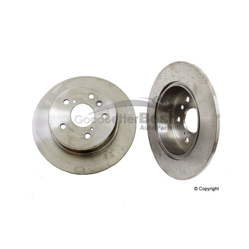 One New Brembo Disc Brake Rotor Rear 08A15011 4243133080 for Lexus Toyota