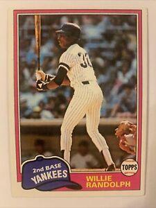 1981-Topps-60-Willie-Randolph-YANKEES