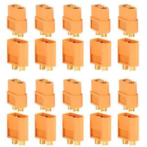 20pcs-10-pares-XT60-macho-hembra-conectores-bala-plugs-para-RC-Lipo-bateria-FES