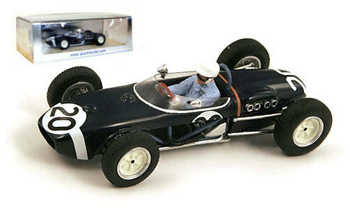 te hará satisfecho Spark s1826 s1826 s1826 Lotus 18  20 Ganador Monaco Gp 1961-Stirling Moss  Escala  Envío 100% gratuito