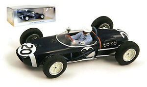 Spark S1826 Lotus 18 # 20 Vainqueur Monaco Gp 1961 - Stirling Moss au 1/43 Echelle 9580006521477