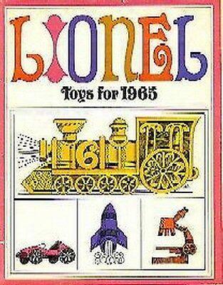 Mint Lionel 1965 Consumer Catalog