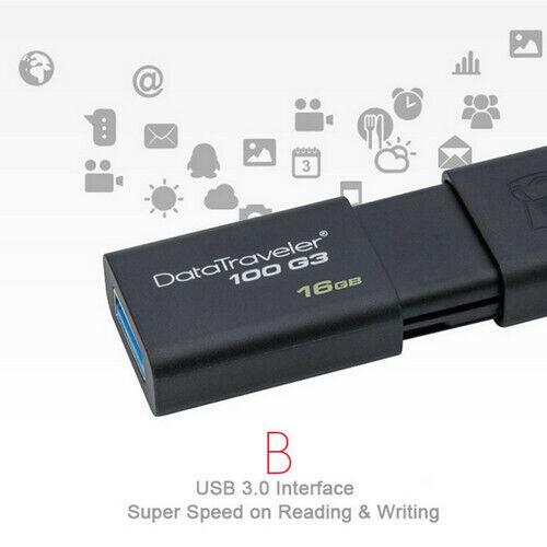 High Speed DT100 G3 USB3.0 Pen Drive Flash Memory Stick 8GB 16GB 32GB 64GB 128GB