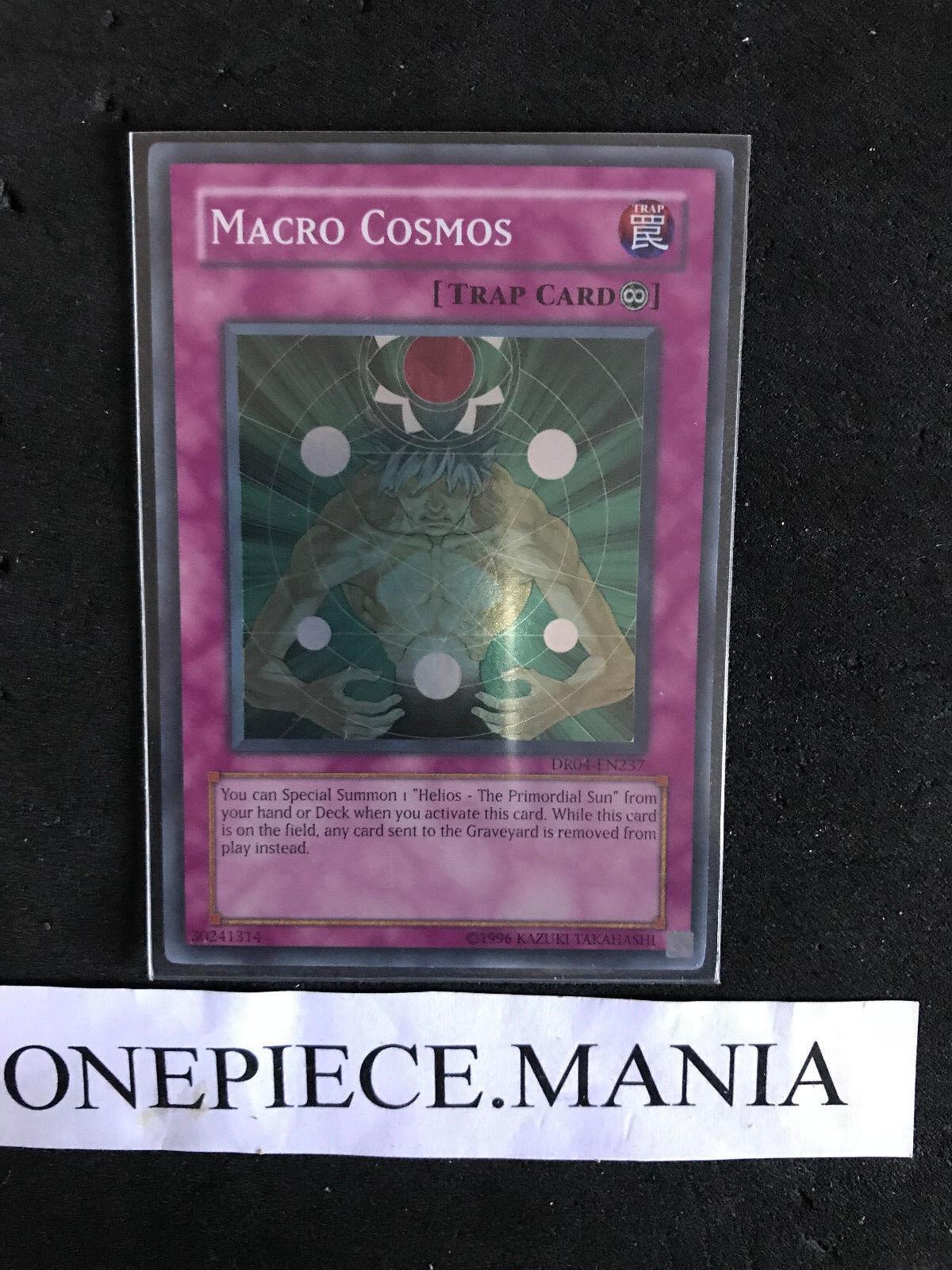 Yu-Gi-Oh  Macro Cosmos DR04-EN237 NEAR MINT