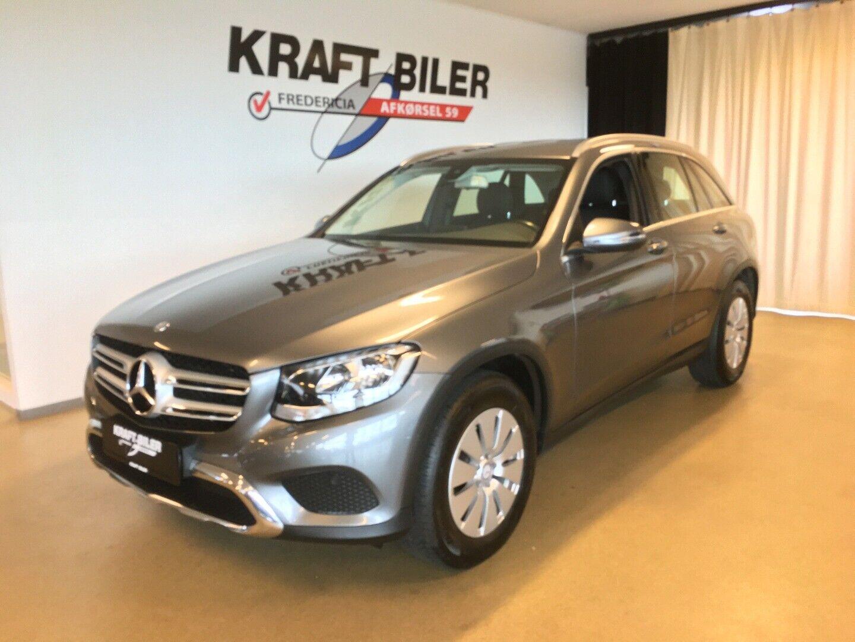 Mercedes GLC250 d 2,2 aut. 4-M 5d - 499.900 kr.