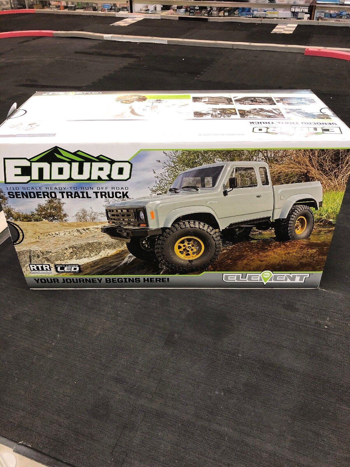 Elemänt Enduro 1 10 Crawler Ny i fält 40100