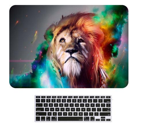 "Hard Case Cover Plastic Shell Keyboard Skin Fr Macbook Air 13 15/"" inch 2012-2018"