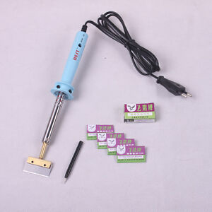 220v lead free soldering iron t tip help screen separator machine remove uv glue ebay. Black Bedroom Furniture Sets. Home Design Ideas