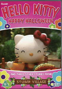image is loading hello kitty dvd kids happy halloween amp three