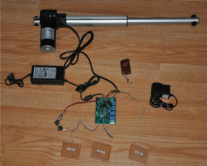 The-Laser-Controlled-Linear-Actuator-Escape-Room-Prop-Set