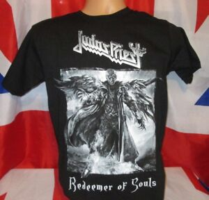 Image is loading JUDAS-PRIEST-REDEEMER-OF-SOULS-T-Shirt 0d408cec7