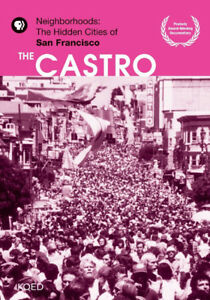 The Castro - PBS documentary DVD San Francisco history gay rights Harvey Milk