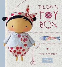 Tilda's Toy Box by Tone Finnanger BRAND NEW BOOK (Hardback 2015)
