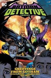 Batman Detective Comics Vol 3 Greetings From Gotham TP