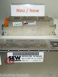 Sew-Eurodrive-Filtre-Reseau-Nf-048-503