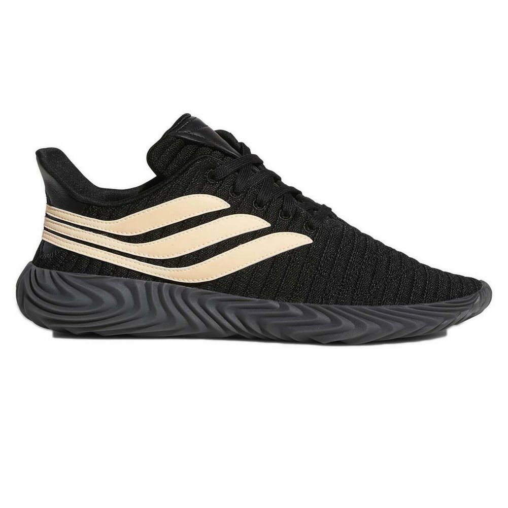 Adidas Sobakov  Schuhe Schwarz Herren