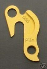Pilo D55 GOLD Derailleur Hanger INTENSE Tazer Traced Uzzi Spider, IBIS, CARRERA