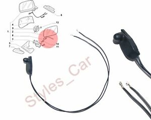 Alfa-Romeo-145-146-156-159-ETC-GT-GTV-Outside-Temperature-Sensor-Door-Mirror-T4