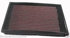 33-2098 K & n Sports Filtro de aire para caber Corsa B 1.0 / 1.2 / 1.4 / 1.6 I/1.5 / 1.7 D