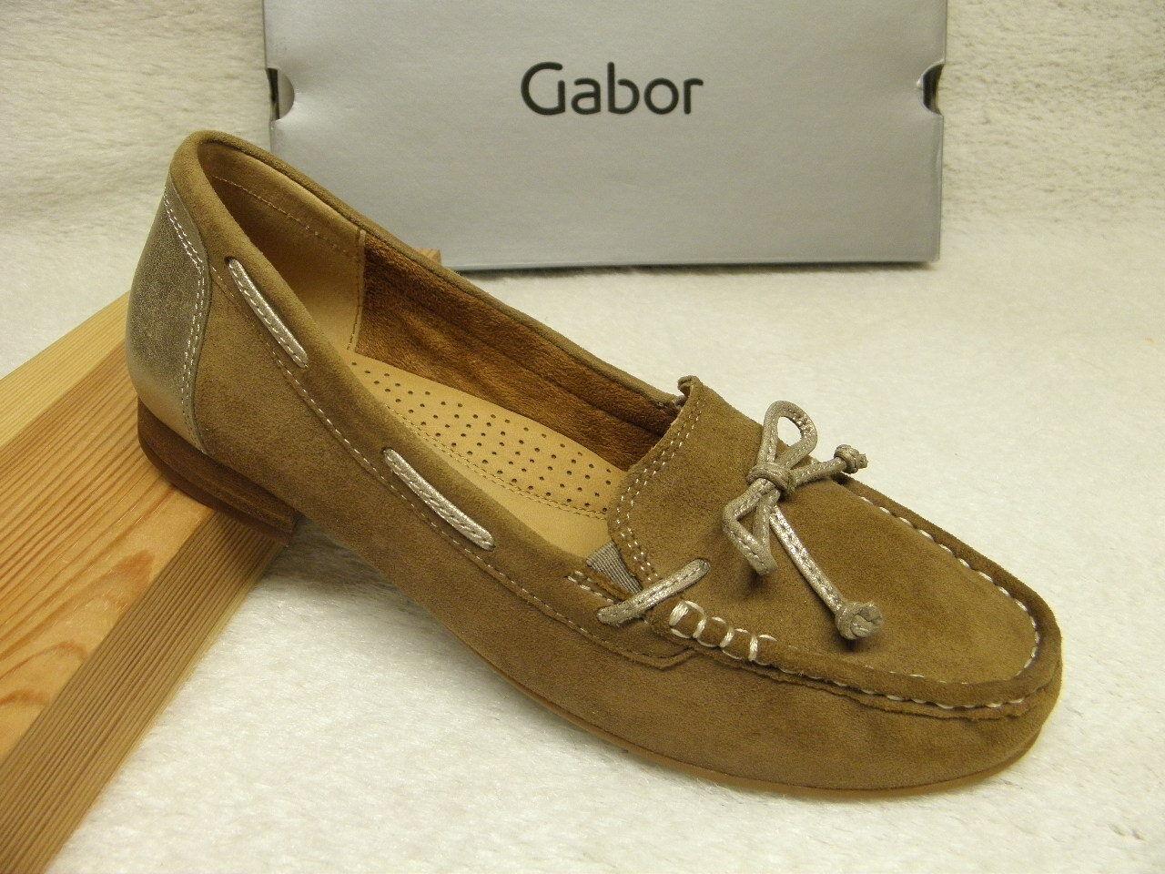 marche online vendita a basso costo Gabor ® ® ® sale, finora , Slipper, College, super comode (d814)  bellissimo